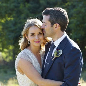 Romantic Red Hill Wedding