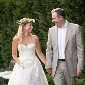 Lisa Gowing's Vow Renewal