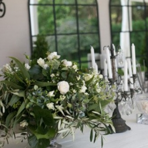 Romantic Floral Display