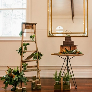 Romantic Woodland Inspired Wedding
