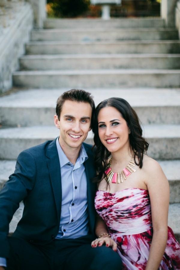 Engagement Photo by Jonathan David