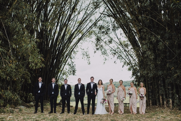Rustic Glam Graciosa Byron Bay Wedding