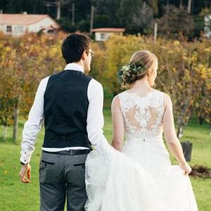 Winter Orchard Wedding Ideas