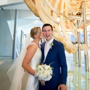 Melbourne Museum Wedding