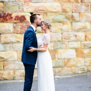 Brisbane Industrial Wedding