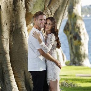 Romantic Perth Engagement