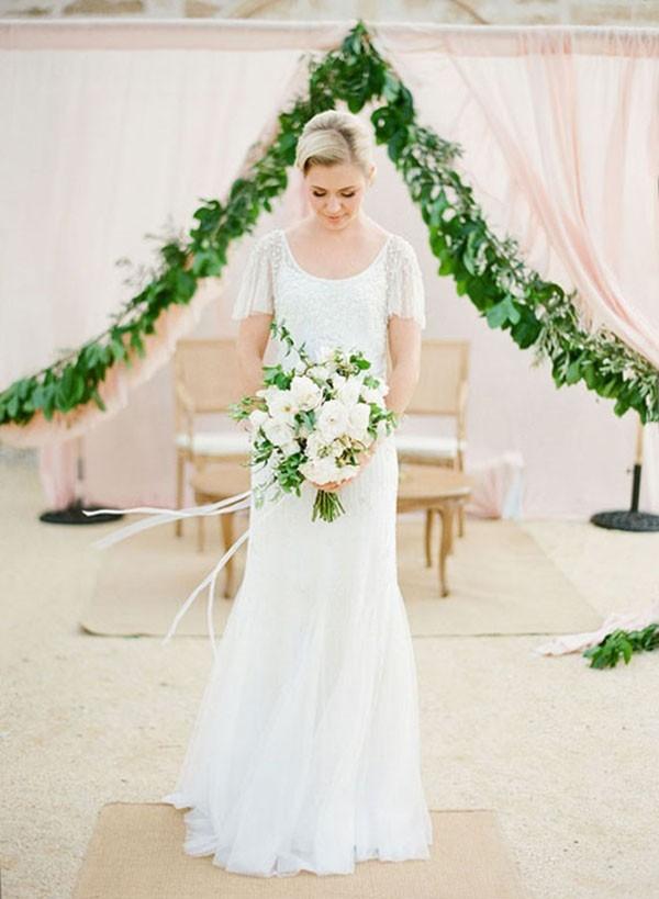 Summer Wedding Ceremony Inspiration