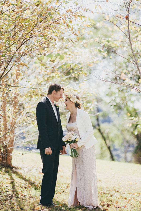 Autumn Maleny Wedding