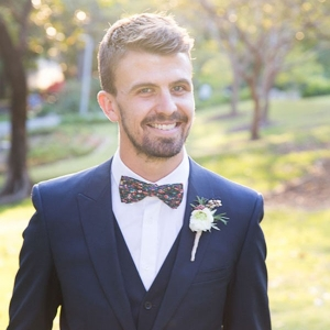 Groom With Bowtie