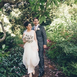 Sydney Botanic Gardens Wedding