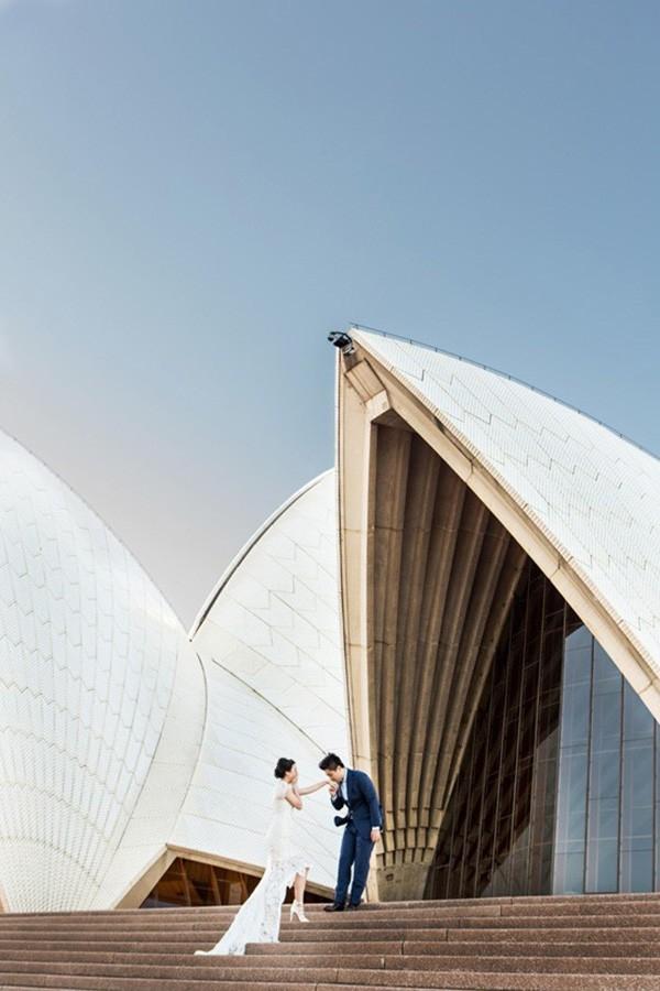 Sydney Opera House Engagement Session