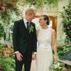 Fotzroy Gardens Conservatory Wedding