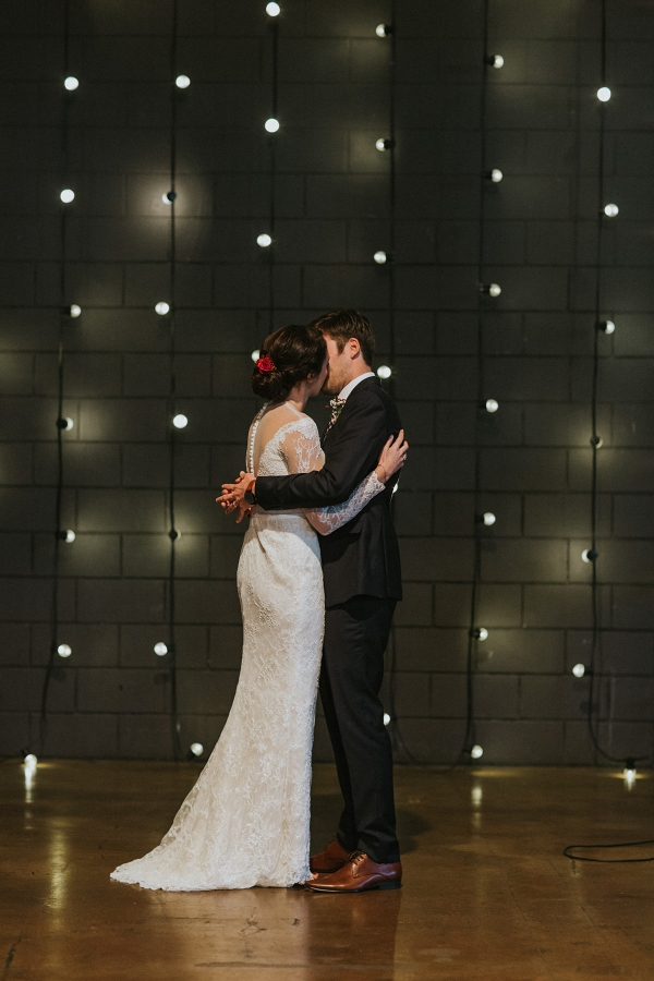 Urban Brisbane Wedding At Lightspace