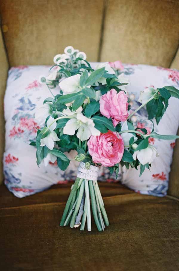 Floral Vintage Bouquet