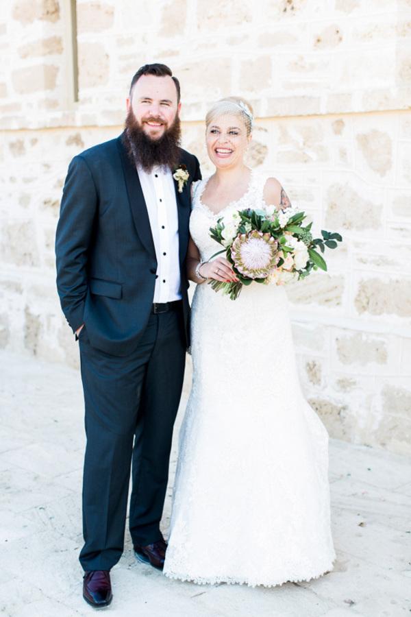 Fremantle Arthouse Wedding