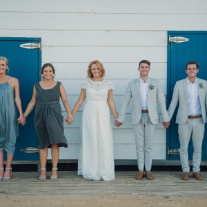 Seaside Bridal Party