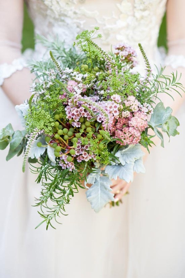 Herb And Greenery Bouquet