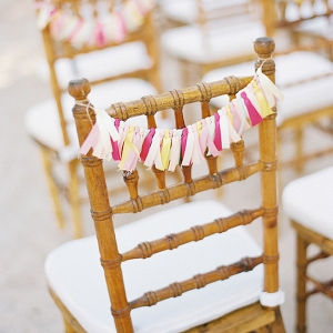 Tassel Chair Decor