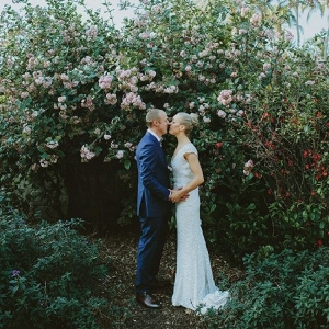 Whimsical Sydney Garden Wedding