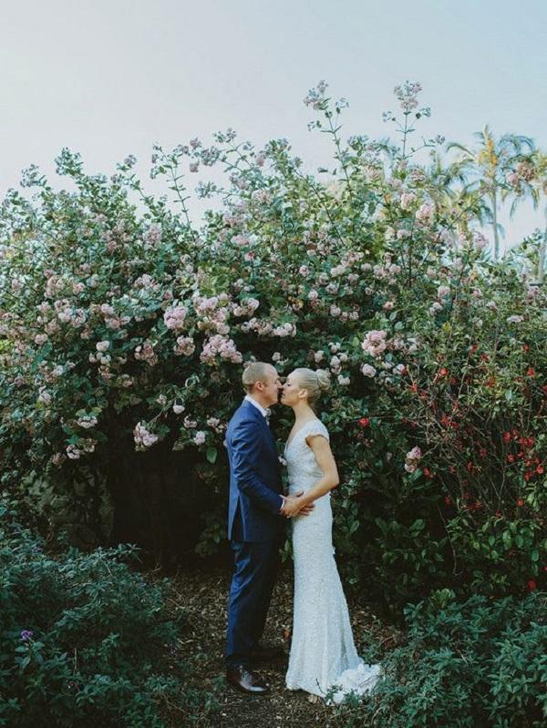 Whimsical Sydney Garden Wedding