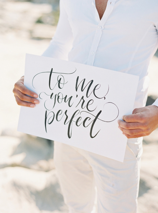 Calligraphy Love Sign