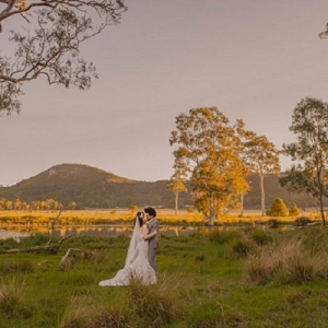 Wedding Bliss at Yandina Station