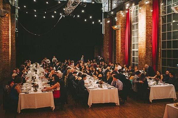 Newport Substation Wedding Reception