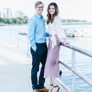 Milwaukee engagement session