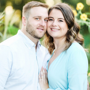 Cincinnati park engagement session