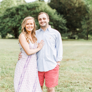 Coastal Virginia engagement session