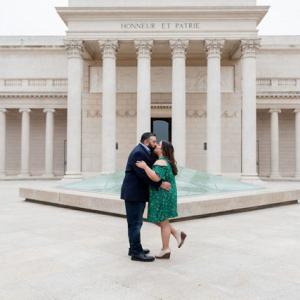 Tatiana Francisco engagement