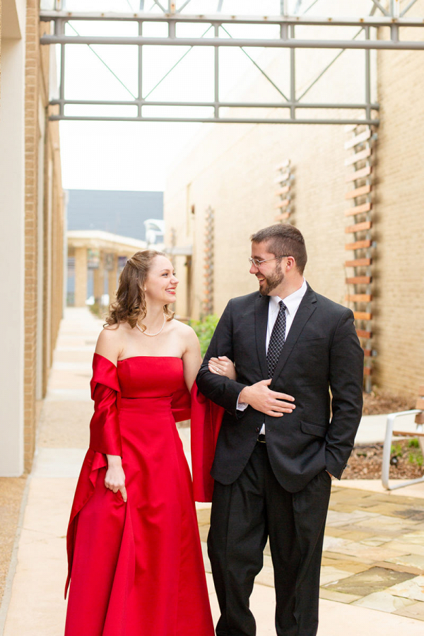 Formal engagement session