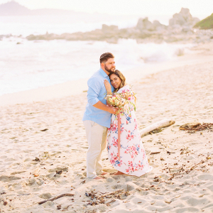 Golden coast engagement session