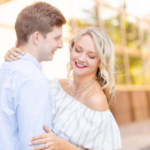Engagement session in Jackson