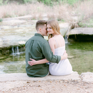Bull creek engagement session