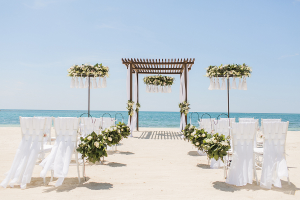destination wedding, sandals resort
