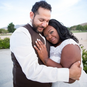 Desert Wedding in California