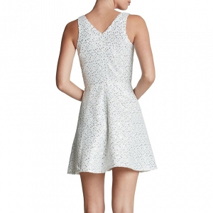 Dress the Population 'Carrie' Sequin Fit & Flare Minidress5