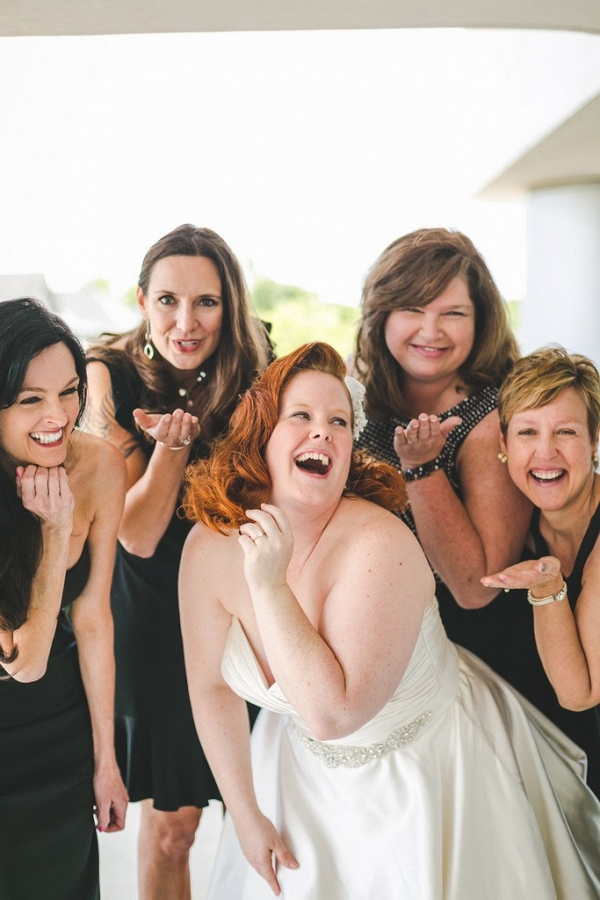 Fun and Colorful Wedding in Nashville