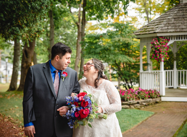 Real Wedding | Beatles Garden Wedding | Emma Thurgood Photography | Pretty Pear Bride