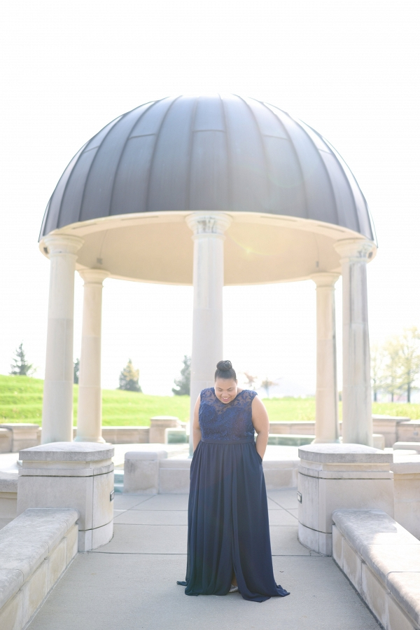 Plus Size Bridesmaid Fabulousness | Kennedy Blue
