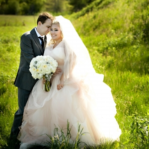 Pretty in Pink Winery Wedding in Ontario