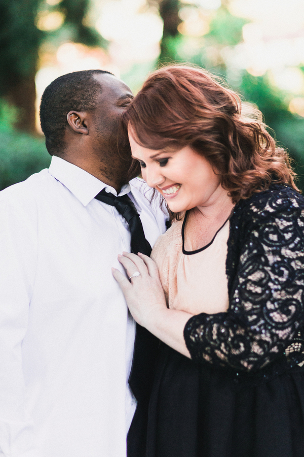 Rose Garden Engagement | With Love - Photos by Georgie