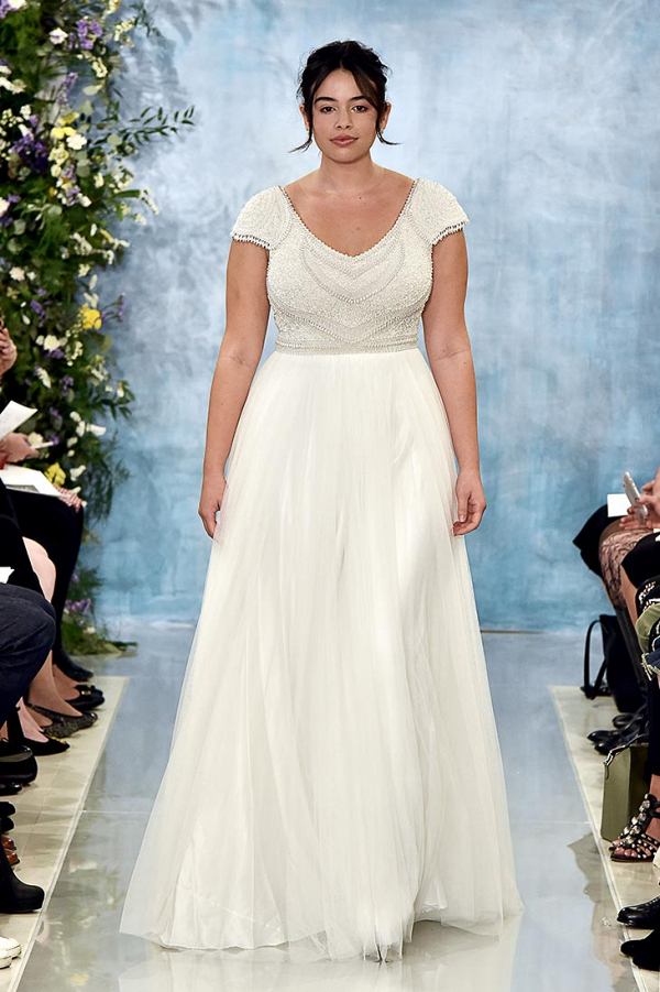 Theia Plus Size Bridal Capsule Collection