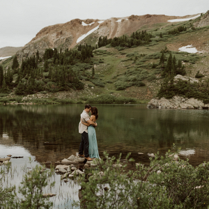 Colorado Mountain Engagement