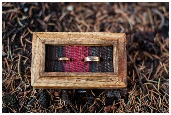Grand Teton Wedding Ring Box