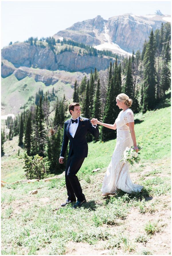 Destination Rocky Mountain Wedding