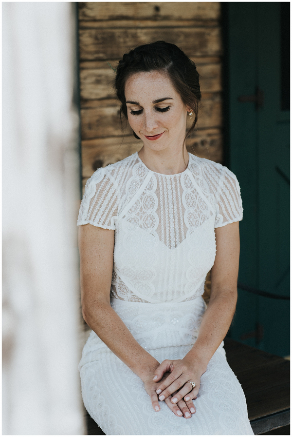 Watters Bridal Gown from BHLDN