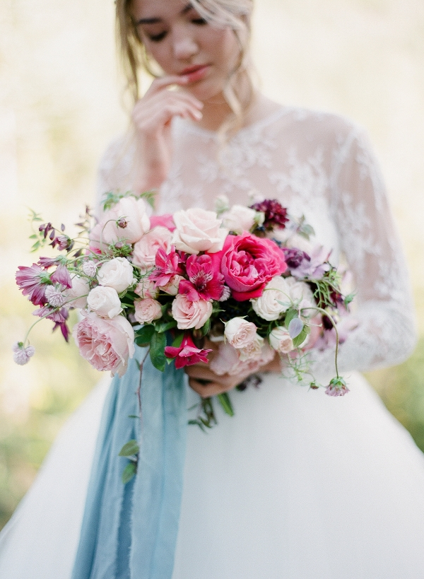 Rocky Mountain Bride Wedding Bouquet