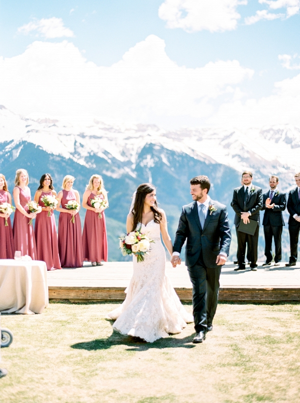 Telluride, CO Wedding